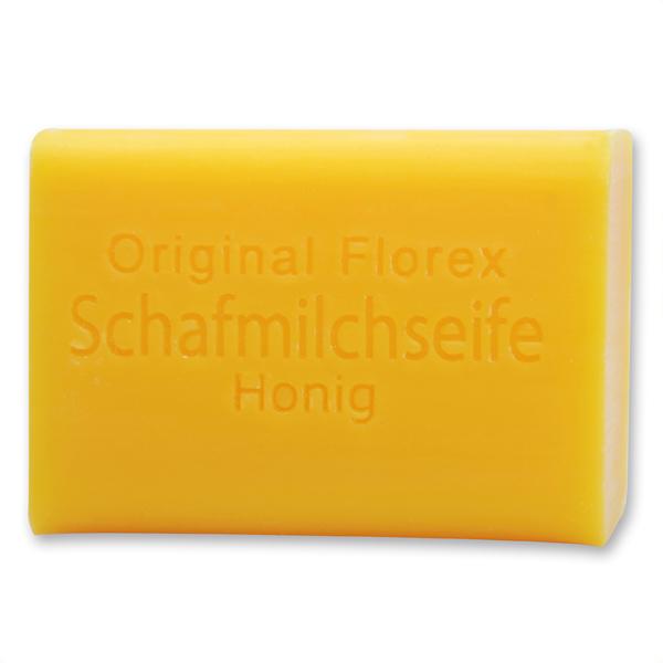 Florex Schafmilchseife 100 g Stück Seife Schafmilch Naturseife (Honig)