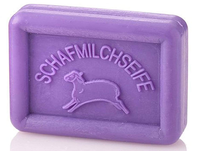 Seife Eckig Schafmilch